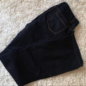 Banana Republic jeans. 8 long